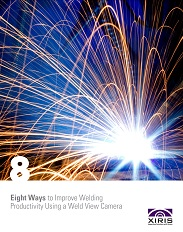 Cover of Eight Ways to Improve Welding Productivity Using a View Camera