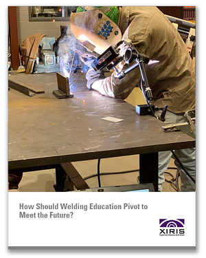 How should welding education pivot to meet the future